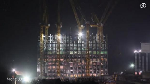 Çinliler, 57 kat yüksekliğinde bir gökdeleni 19 günde bitirdi - Page 2