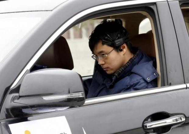 Çinliler beyin gücüyle otomobil kullandı! - Page 2