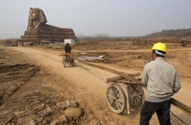 Çinliler mimari yapıları da kopyalıyor - Page 2