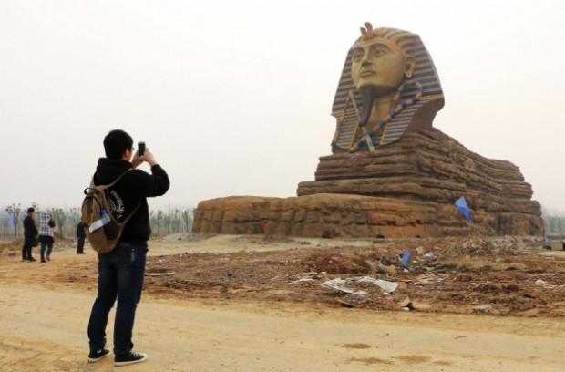 Çinliler mimari yapıları da kopyalıyor - Page 3