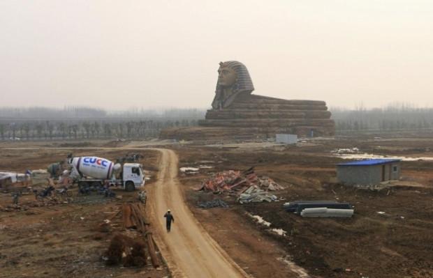 Çinliler mimari yapıları da kopyalıyor - Page 4