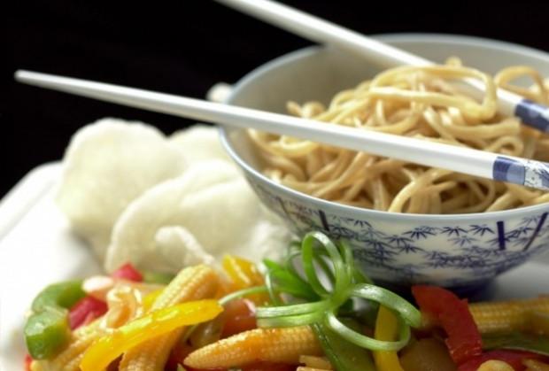 Çinliler neden yiyeceklerini çubuklarla yerler? - Page 1