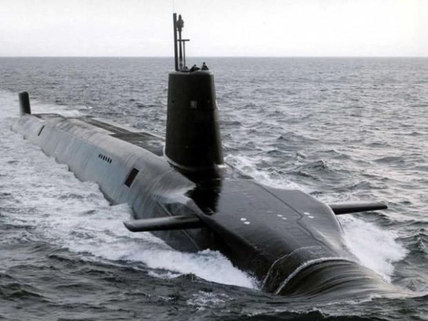 Çinlilerden çılgın proje Sesten hızlı denizaltı! - Page 2