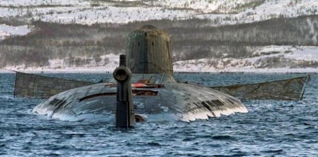 Çinlilerden çılgın proje Sesten hızlı denizaltı! - Page 3
