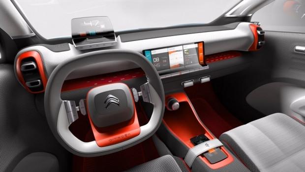 Citroen C-Aircross konsepti 4 gözle bekleniyor - Page 1