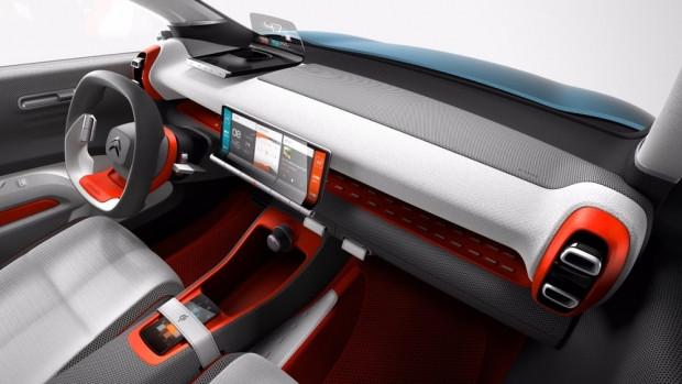 Citroen C-Aircross konsepti 4 gözle bekleniyor - Page 4