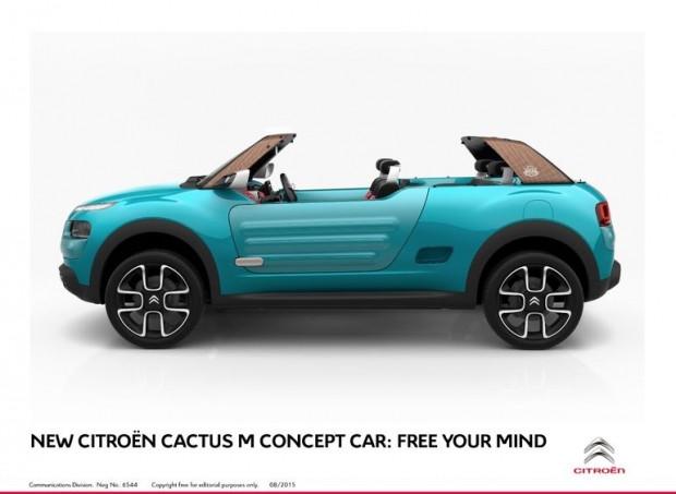 Citroen Cactus M konsepti ile bir retro maceraya atılır - Page 3