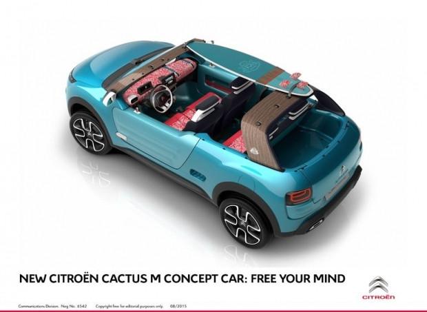 Citroen Cactus M konsepti ile bir retro maceraya atılır - Page 4