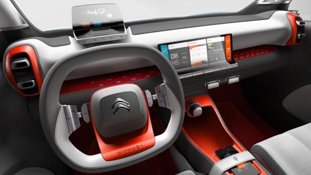Citroen'in yeni konsepti Aircross - Page 1