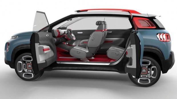 Citroen'in yeni konsepti Aircross - Page 3