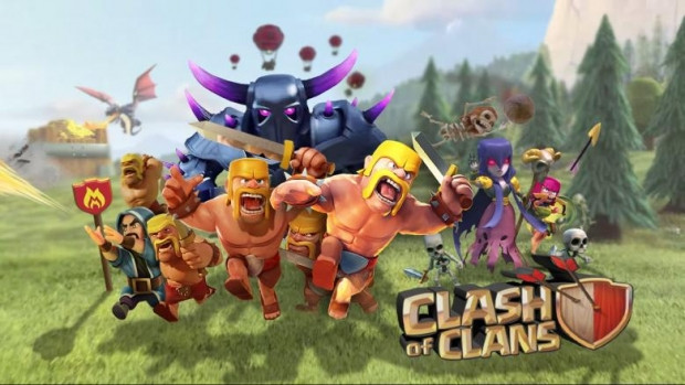 Clash Of Clans'da Can Sıkıcı 10 Durum - Page 1