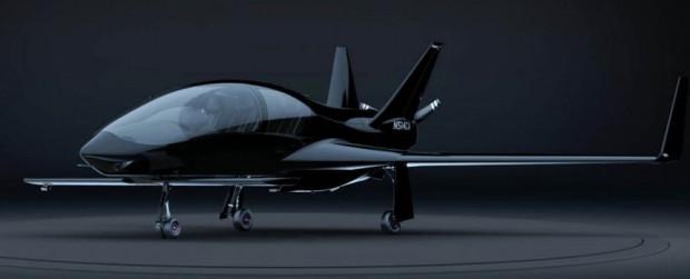 Cobalt 'Valkyrie tasarım harikası özel uçak - Page 2