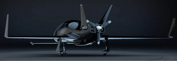 Cobalt 'Valkyrie tasarım harikası özel uçak - Page 4