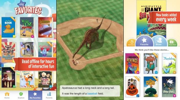 Çocuklar için en güvenli Android uygulamalar - Page 4