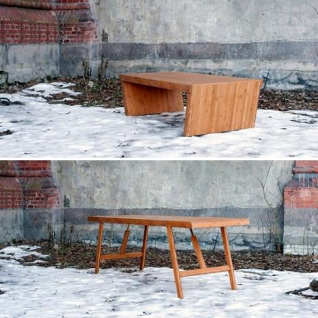 Çok amaçlı tuhaf mobilya tasarımları - Page 3