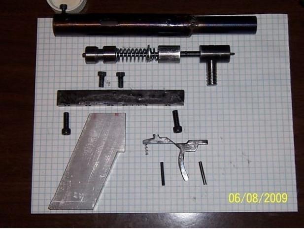 Çok farklı tasarımlara sahip el yapımı 15 silah - Page 4