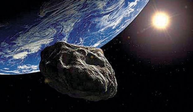 Çok tehlikeli asteroitlerden biri yanımızdan geçecek! - Page 1