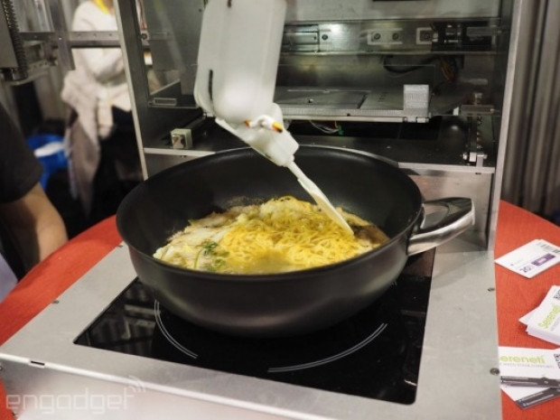 Cooki pişirme robotu - Page 4