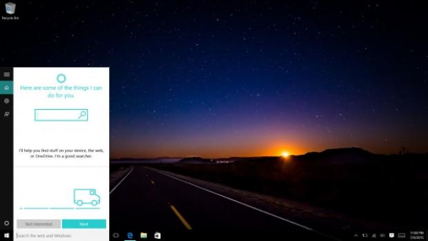 Cortana nedir? Nasıl kullanılır? - Page 1