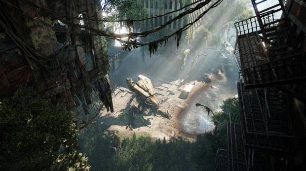 Crysis 3 tanıtıldı ve ilk müthiş görüntüler ortaya çıktı! -GALERİ - Page 2