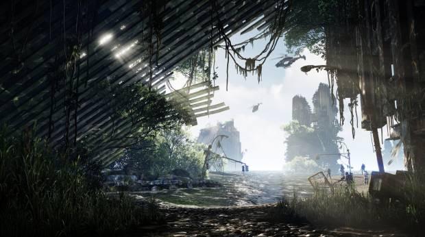 Crysis 3 tanıtıldı ve ilk müthiş görüntüler ortaya çıktı! -GALERİ - Page 3