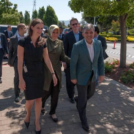 Cumhurbaşkanı Abdullah Gül Facebook'ta - Page 1
