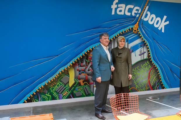 Cumhurbaşkanı Abdullah Gül Facebook'ta - Page 2