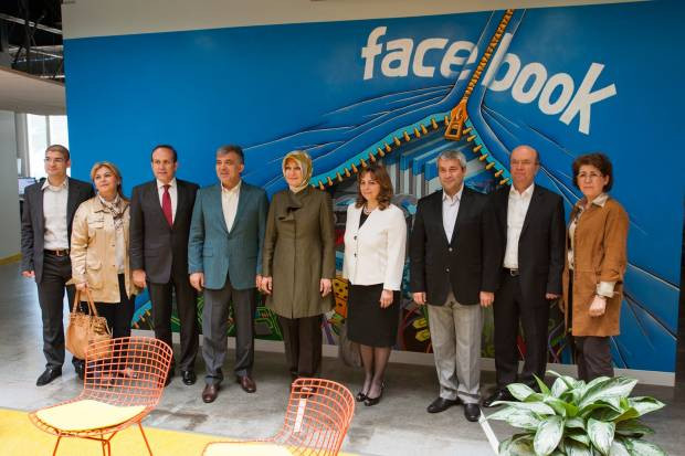 Cumhurbaşkanı Abdullah Gül Facebook'ta - Page 3