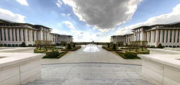 Cumhurbaşkanlığı Sarayı sanal tura açıldı - Page 2