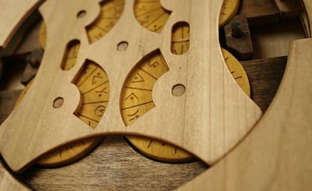 Da Vinci'den esinlenerek yapılan mekanik bulmaca - Page 2