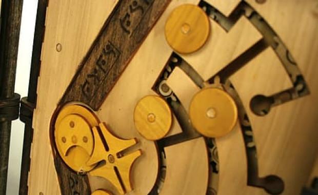Da Vinci'den esinlenerek yapılan mekanik bulmaca - Page 4