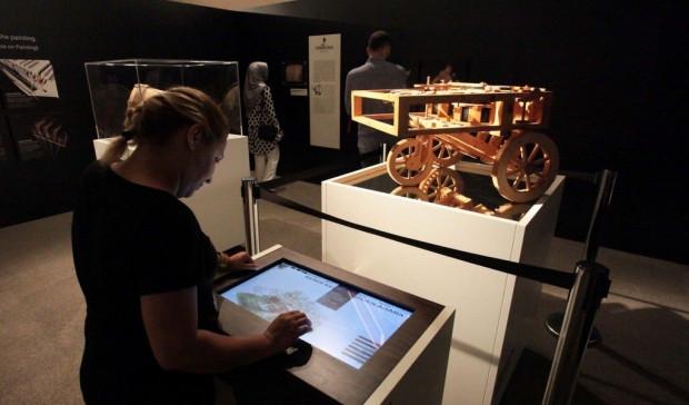 Da Vinci'nin makineleri sergileniyor - Page 4