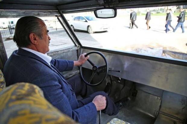 Dadaşmobili Cumhurbaşkanı Erdoğan için yaptı - Page 3