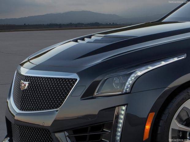 Daha fazla beygir gücüyle Cadillac CTS-V - Page 3