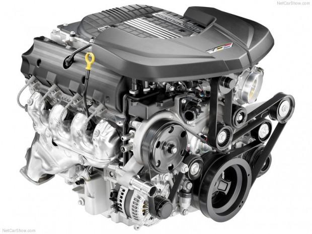 Daha fazla beygir gücüyle Cadillac CTS-V - Page 4