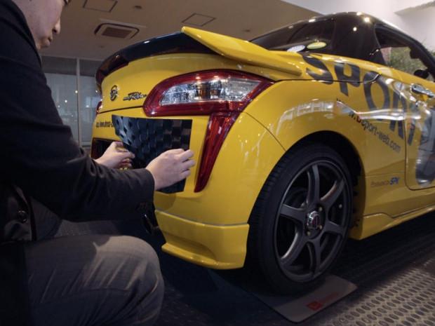 Daihatsu 3D baskılı araba parçaları! - Page 1