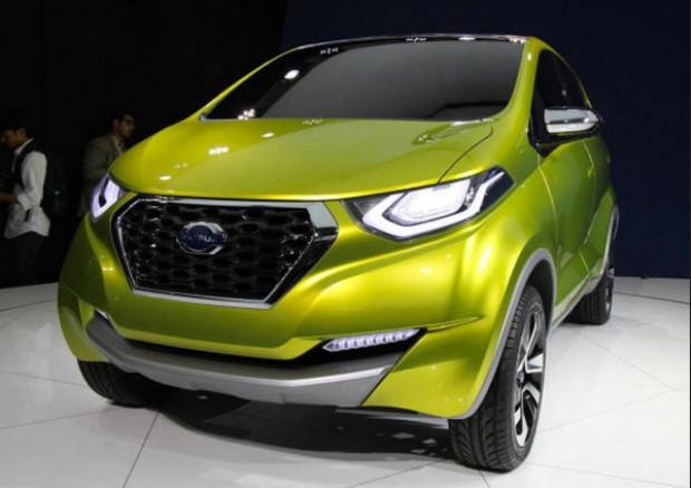 Datsun mini SUV konseptini tanıttı - Page 1