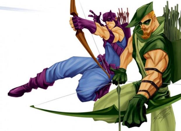 DC ve Marvel Arasındaki Benzer 10 Kahraman - Page 1