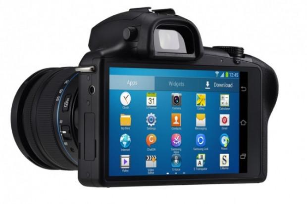 Değiştirilebilir lensli fotoğraf makinesi Galaxy NX'e bir bakış - Page 4