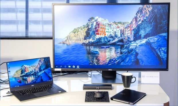 Dell'den, televizyon büyüklüğünde 43 inç monitör - Page 3