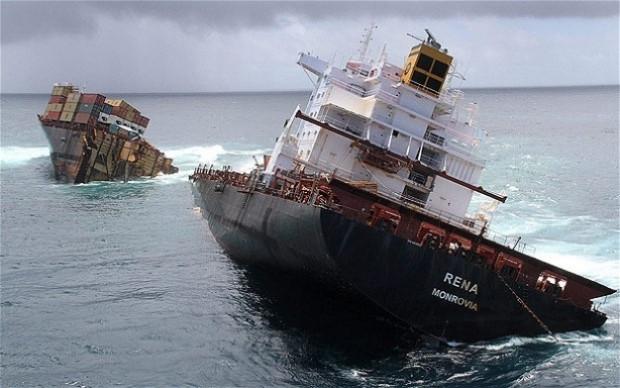 Denizde talihsiz kazalar - Page 2