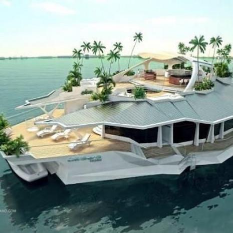 Denizin ortasında lüks mimari eserler! - Page 4