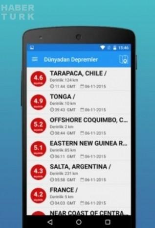 Deprem için en iyi mobil uygulamalar - Page 2