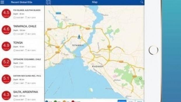 Deprem için en iyi mobil uygulamalar - Page 4