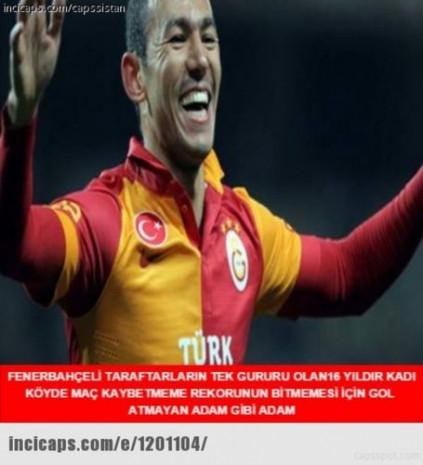 Derbi sonrası Fenerbahçe - Galatasaray capsleri - Page 1