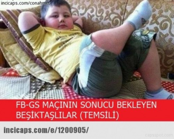 Derbi sonrası Fenerbahçe - Galatasaray capsleri - Page 4