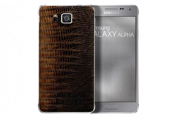 Deri kapaklı Galaxy Alpha modellerden 100 tane üretilecek - Page 1