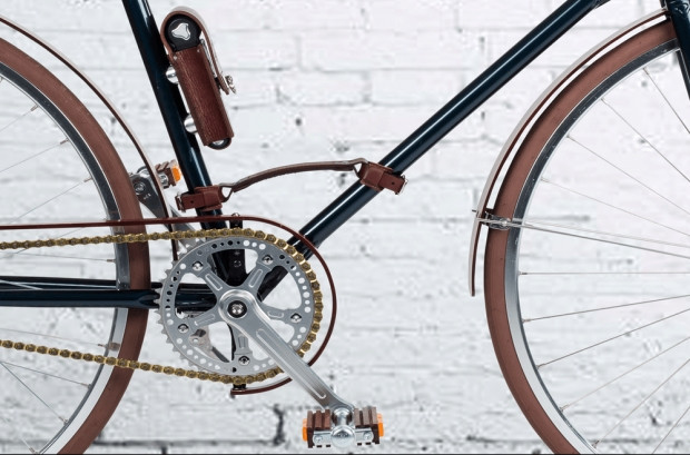 Deri ve ahşap elektrikli bisiklette birleşti - Page 4