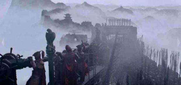Dev bir bütçeyle çekimleri yapılan Çin Seddi - Page 1