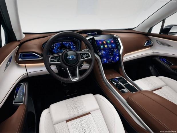 Dev boyutuyla 2017 Subaru Ascent - Page 1